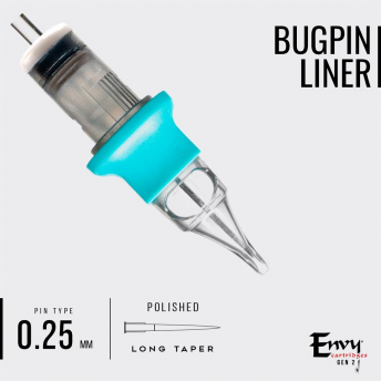 Envy Gen 2 Bugpin Liners