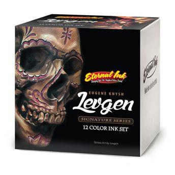 Eternal Levgen 12 Bottle 1oz Set DATED