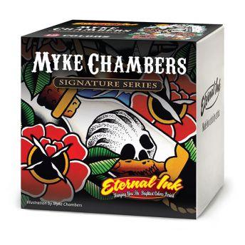 Eternal Myke Chambers 12 Bottle 1oz Set
