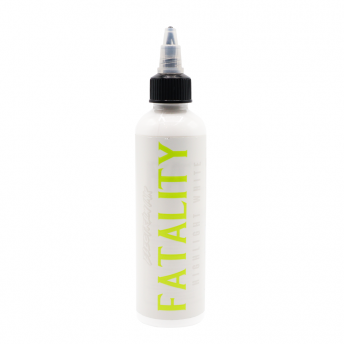 Electrum Fatality White The Finisher 8oz