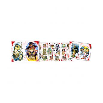 Andre Rodriguez Krazy Kiddies Flash Set with Lines