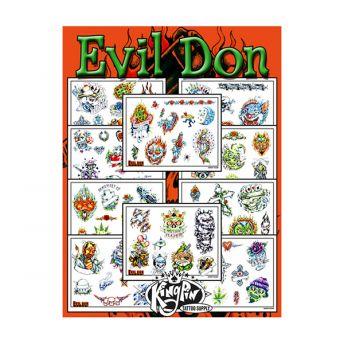 Evil Don 2200 Set