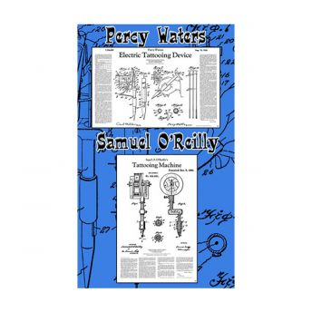 Percy Waters & Samuel O Reilly Posters 11x17in