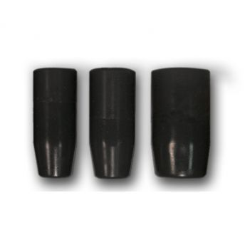 Black Tapered 13mm Grip Cover