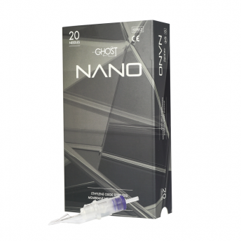 Ghost NANO 2 Liner LT 0.18mm Cartridge 20