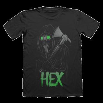 Hex Plague Doctor T-Shirt XX-LARGE
