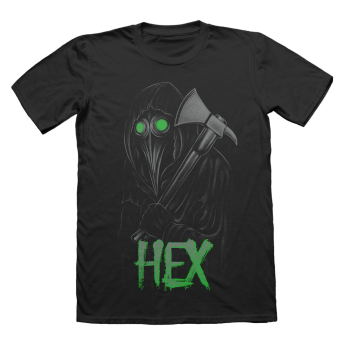 Hex Plague Doctor T-Shirt LARGE