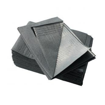 Lap Cloth 2 Ply Black(500)