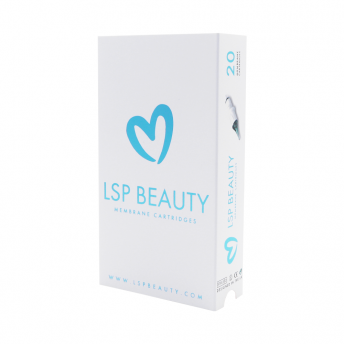 LSP Beauty 3 Round Liner Cartridges (20)