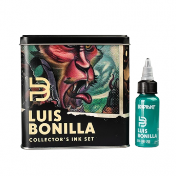 Radiant Luis Bonilla Collection Ink Set 15 x 1oz