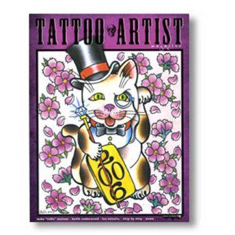 Tattoo Artist Magazine 6