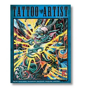 Tattoo Artist Magazine 7