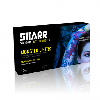 Starr Monster Liner Needles