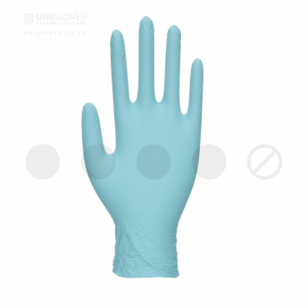 Pearl  P F Nitrile EXTRA LARGE Opal