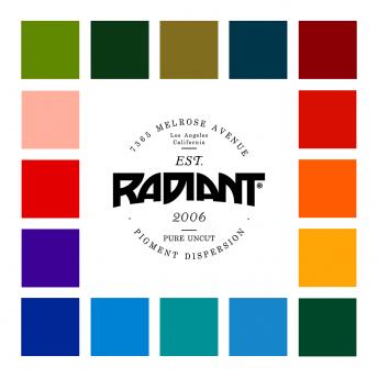 Radiant Orient Ching Set 16 x 1oz