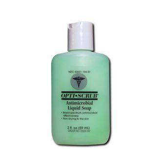 Opti-Scrub Antimicrobial Soap 2oz