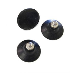 Critical Suction Cups for Universal Mount 3X-SAU-3 Pack