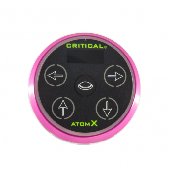 Critical Atom X Power Supply PINK