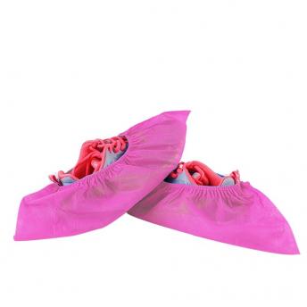 Shoe Protector Non Woven Pink 100