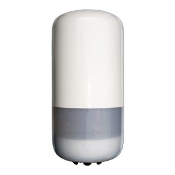 Mini Centrefeed Roll White Dispenser