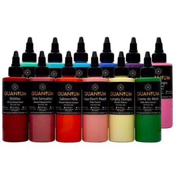 Quantum Pastel Colour SET 12 x 1oz