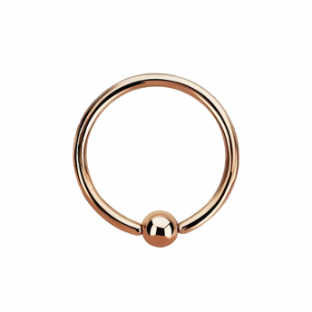 Stainless BCR 1.2mm - Rose Gold