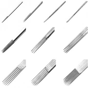 Standard size 00 Needle Tube of 1000- DISC