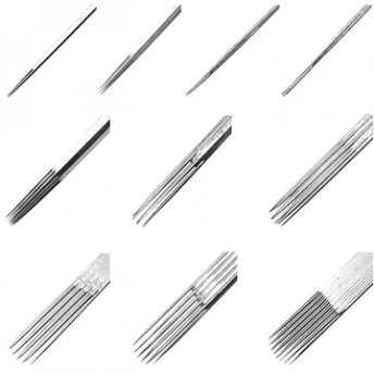 Long Taper size 12 Needle Tube of 1000- DISC