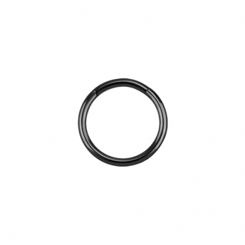 Segment Rings 1.2mm - Black