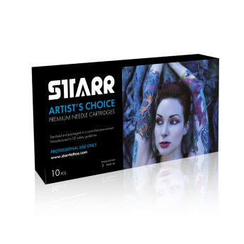 Artist Choice Bugpin Liners Cartridges (0.25mm)
