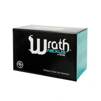 Wrath Nexus Angled Round Tubes 25mm