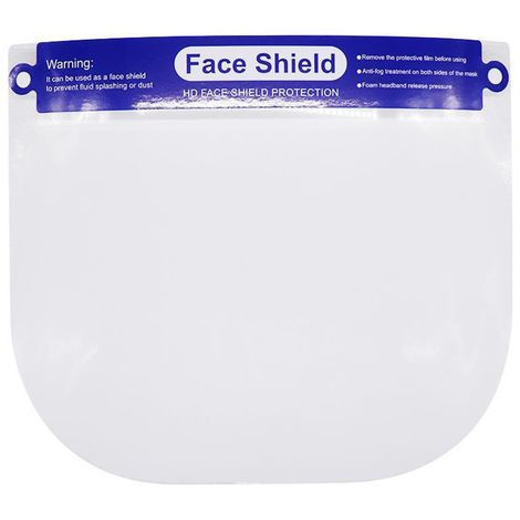 Face Shield Adult